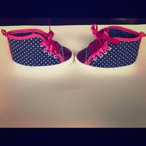 Child of Mine Girl Shoes Size 3-6 month